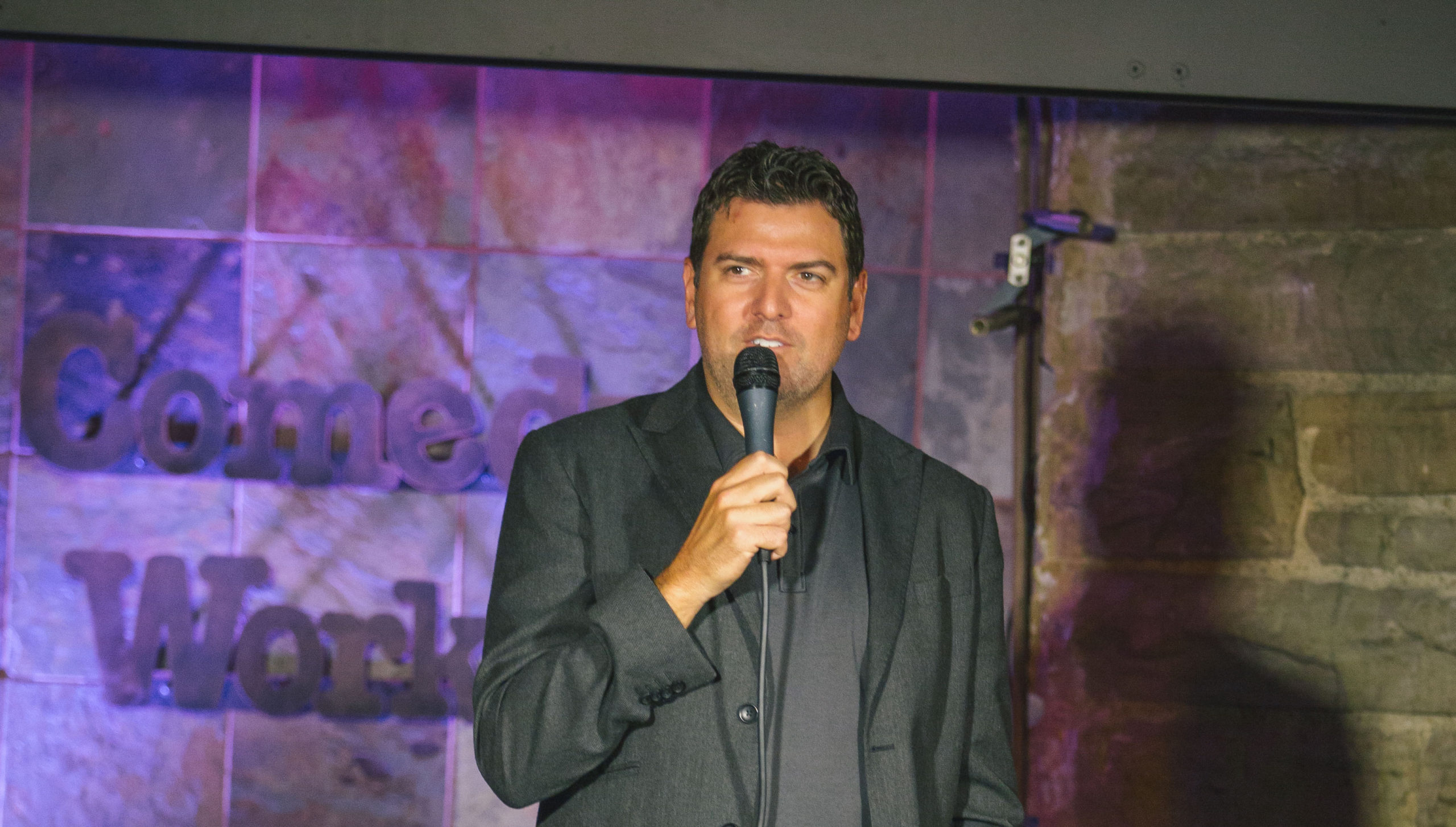 BOOKING INFORMATION: Mike Raftery 720.476.5560 mike@comedyworks.com